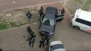 Gunman kills 3 in tram shooting in Netherlands